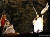 Auto de los Reyes Magos a la conclusión de la Cabalgata en la Cueva Carías