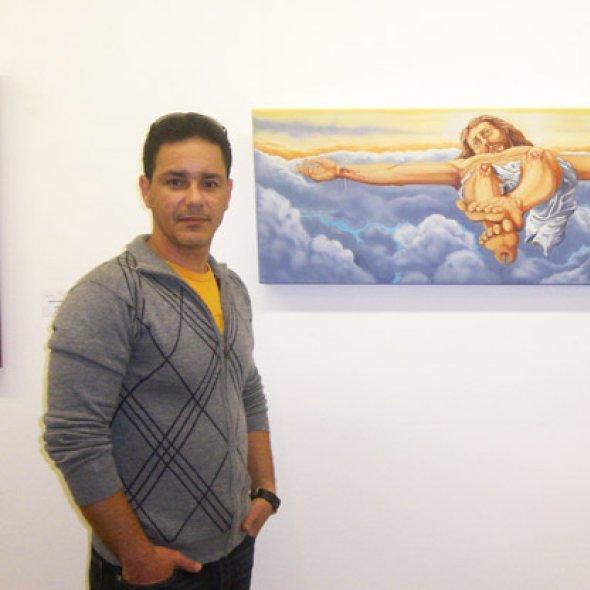 Exposición de Yamil Rodríguez en la Sala O'Daly