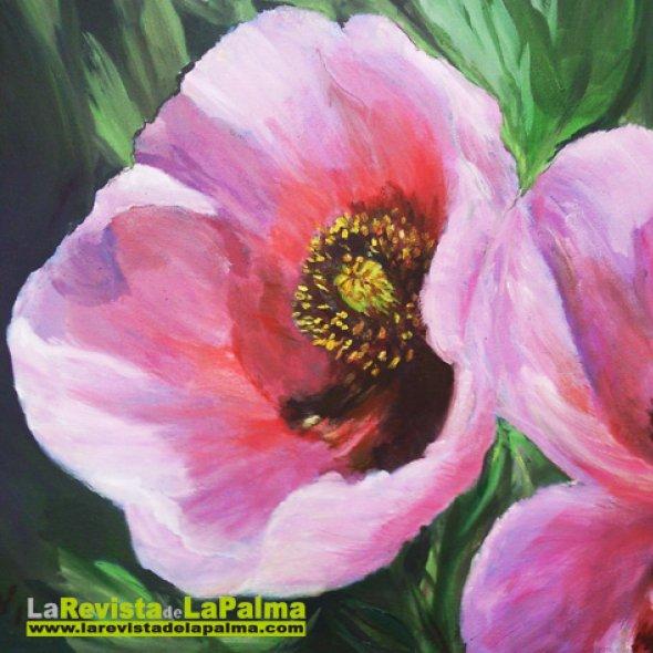 Expo Amigos Pintores de Las Breñas en La Sala O'Daly
