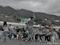 Feria del libro en Breña Alta con cuentacuentos y payasos