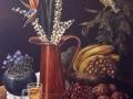 PRIMER PREMIO - Exposición de las obras del I Concurso de Pintura Frutos y Flores de La Palma