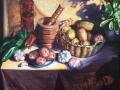 TERCER PREMIO - Exposición de las obras del I Concurso de Pintura Frutos y Flores de La Palma