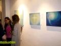 """Exposición """"Arte contemplativo"""" de Claudia Merkel-Haist"""