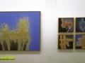 """Exposición de pintura """"Sumergidos"""" de José Luis Santos"""