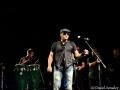 Elvis Crespo. Foto del Bombazo Latino 2012 en El Paso (La Palma)