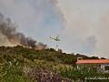 Incendio en la Villa de Mazo (La Palma)