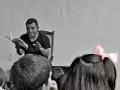 Lectura dramatizada de cuentos infantiles en la feria del Libro de S/C de La Palma