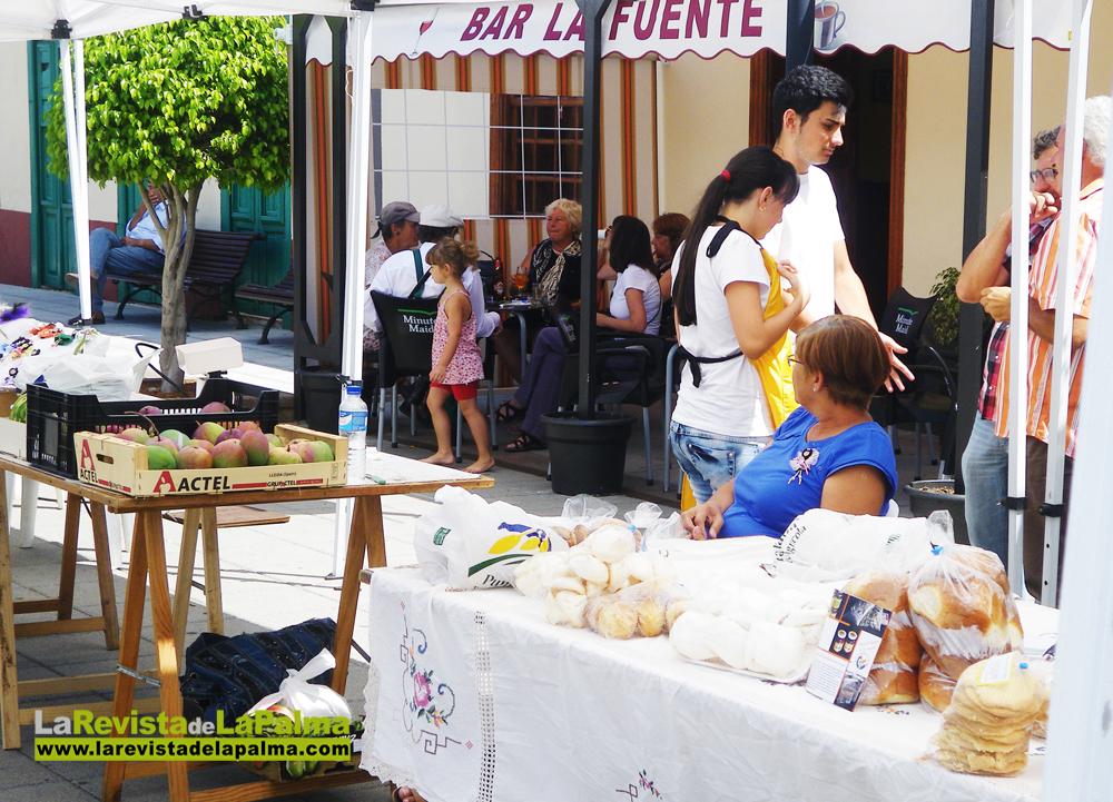 Galería de fotos de Mercadillo del Agricultor de Puntallana