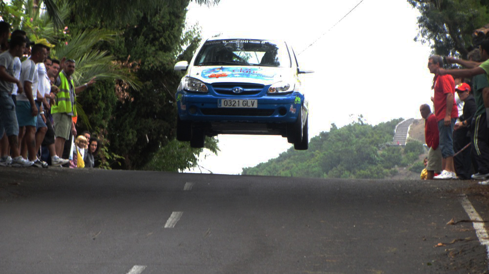 """Rally """"La Palma Isla Bonita"""