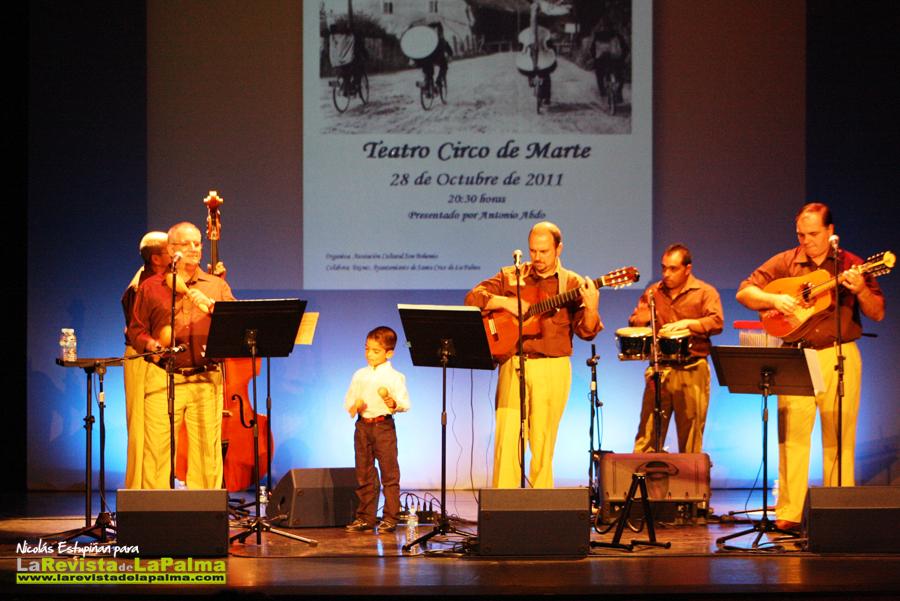 Son Bohemio cantando a la Cuba de los 40 y 50