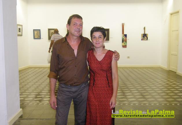 Rosa T Vidal y Tim Weber