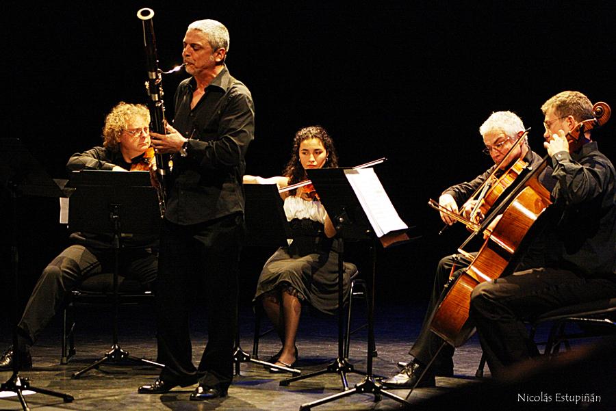 Concierto del I Ciclo de Música de Cámara de La Palma.