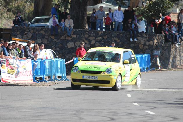 I Slalom Virgen del Pino 2012