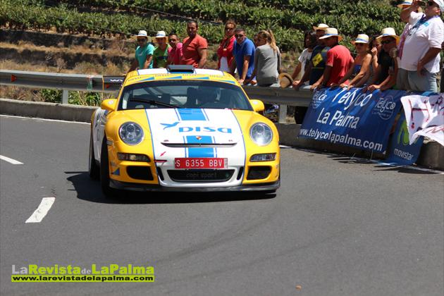 Enrique Cruz Porsche 911 GT3