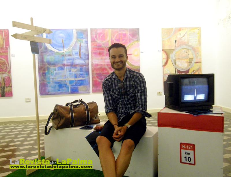 EXPOSICION MANY ROADS Jorge Miranda