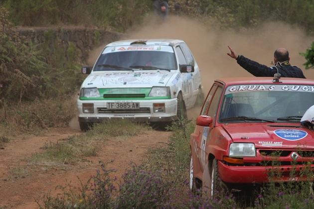 XV Rallye de Tierra Isla Verde - Barlovento