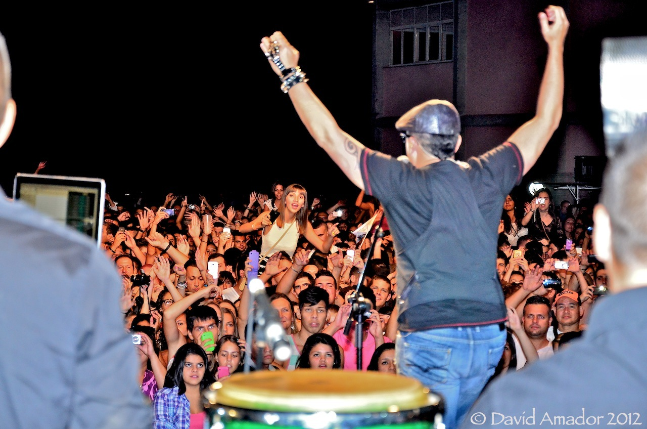 Bombazo Latino 2012
