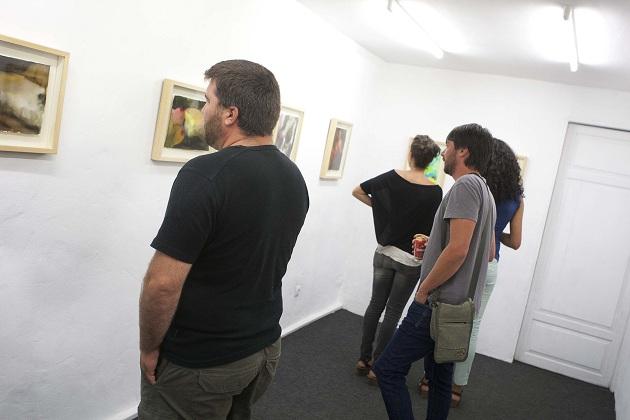 "Exposición de pintura ""Paraísos"" de Alicia Martín"