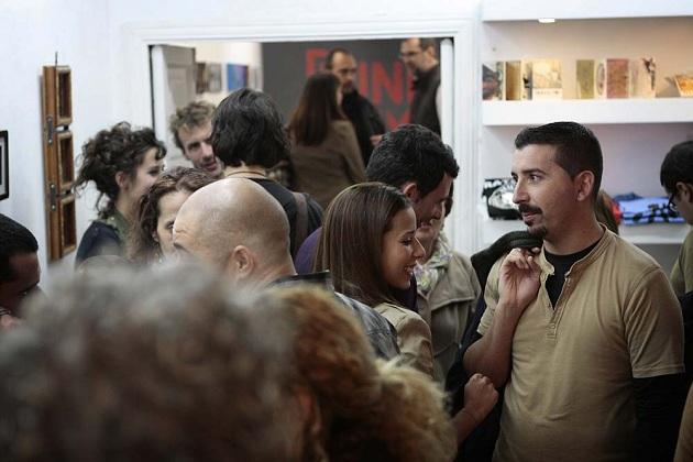Inauguración de Minimum en Hueco Espacio de Arte