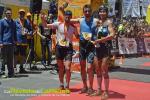 Transvulcania 2014 Ultra ganadores Luis Alberto kilian y Sage RC