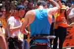 Transvulcania 2014 Ultra meta Luis Alberto y kilian LRDLP