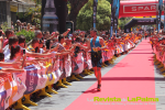Transvulcania 2014 Ultra meta ganador Luis Alberto LRDLP 0