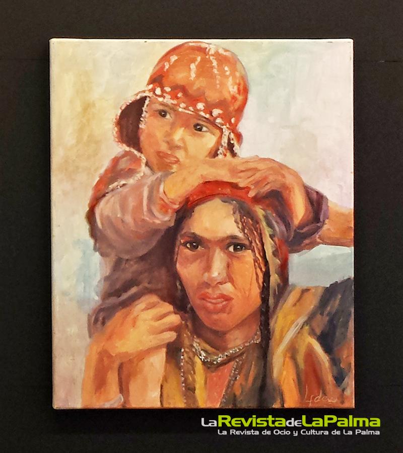 Expo pintura Laura Fernandez 5