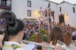 Acrobatas Bajada de La Virgen 2015  5