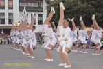 Acrobatas Bajada de La Virgen 2015 figuras 1