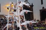 Acrobatas Bajada de La Virgen 2015 figuras 3