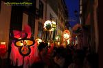Bajada de la Virgen 2015 Pandorga 2