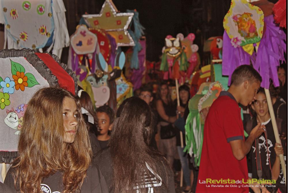 Bajada de la Virgen 2015 Pandorga 3