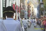 Desfile Milicias y pasacalle Minue Bajada de La Virgen 2015 6