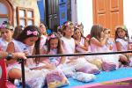 Desfile de carrozas Bajada de la Virgen 2015 1