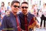 Desfile de carrozas Bajada de la Virgen 2015 3