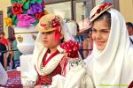 Desfile de carrozas Bajada de la Virgen 2015 7