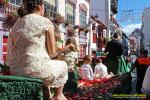 Desfile de carrozas Bajada de la Virgen 2015 8