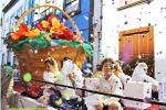 Desfile de carrozas Bajada de la Virgen 2015 9 1 1