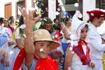 Desfile de carrozas Bajada de la Virgen 2015 9