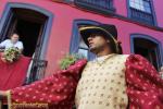 Desfile de carrozas Bajada de la Virgen 2015 9 2