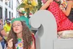 Desfile de carrozas Bajada de la Virgen 2015 9 4 1