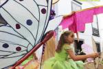 Desfile de carrozas Bajada de la Virgen 2015 9 7