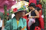 Desfile de carrozas Bajada de la Virgen 2015 9 9