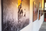 Expo Arte Lustral Escuela de Arte 2015