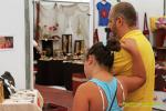 Feria de Artesania Bajada de La Virgen 2105 5