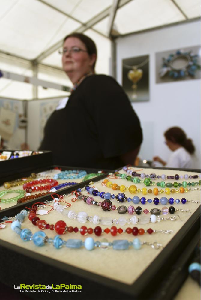 Feria de artesania bajada de la Virgen 2015 1