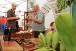 Feria de artesania bajada de la Virgen 2015 10