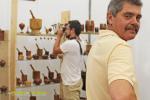Feria de artesania bajada de la Virgen 2015 11