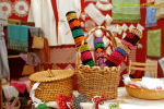 Feria de artesania bajada de la Virgen 2015 12