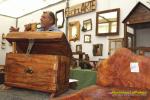 Feria de artesania bajada de la Virgen 2015